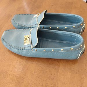 Louis Vuitton loafers, size 7.5 women/ European 38
